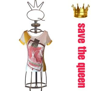 Save the Queen T-Shirt